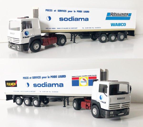 Lbs Renault R 350 Sodiama
