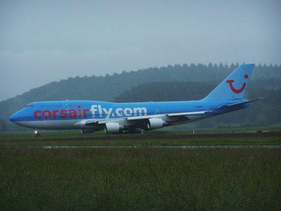 Boeing 747 - Corsairfly