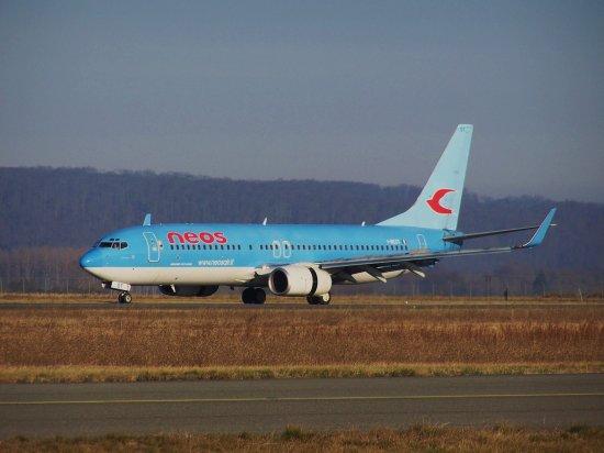 Boeing 737-800 - NEOS