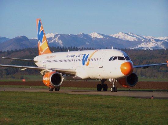 A320 - Windjet