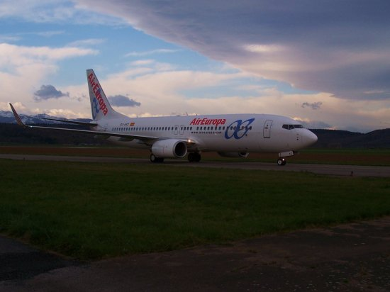 Boeing 737-800 - AirEuropa