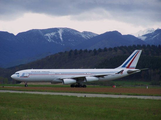 A340 - République Française