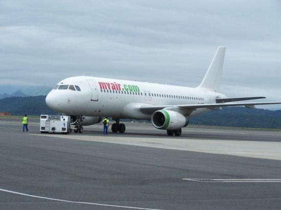 A320 - MYAIR