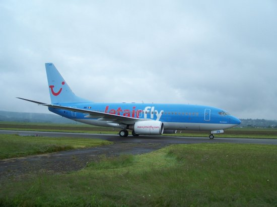 Boeing 737 - Jetairfly