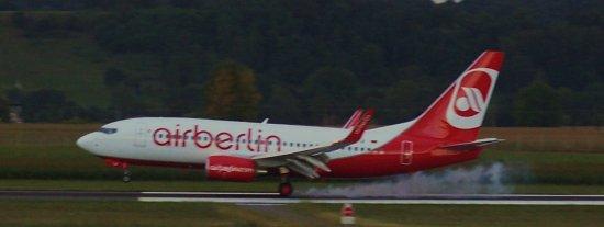 Boeing 737-800 - AirBerlin