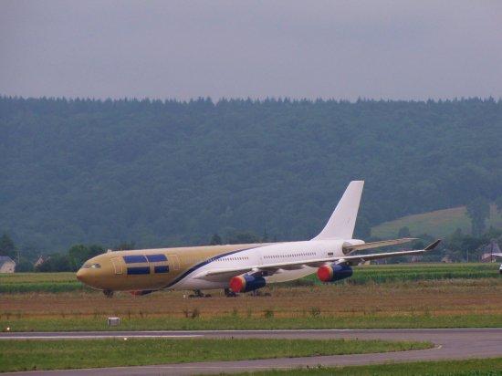 A340 - Gulf Air