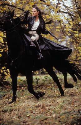 me a cheval