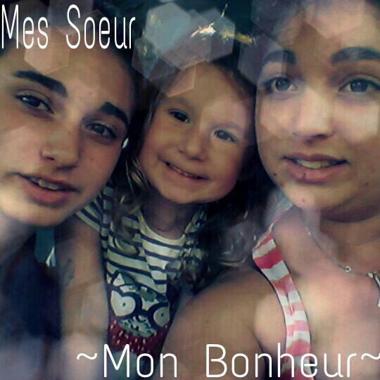 Mes soeurs mon bonheur #B#S