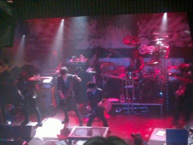 Live Report du concert de Dir En Grey a Paris le 10 août 2011