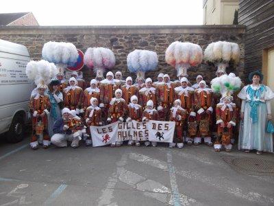 Voici le groupe 2011