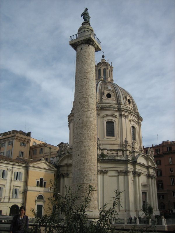 à Rome en Octobre 2010.