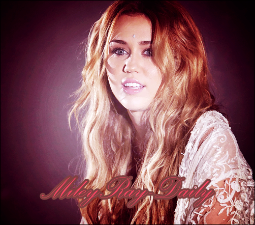 MileyRay-Daily , Ta source sur l'adorable Miley Cyrus !