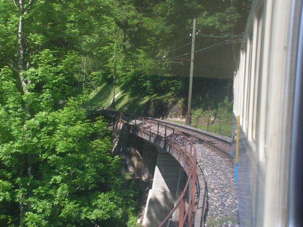 Train de montagne