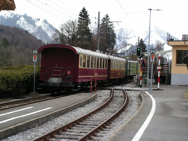 le train fondue