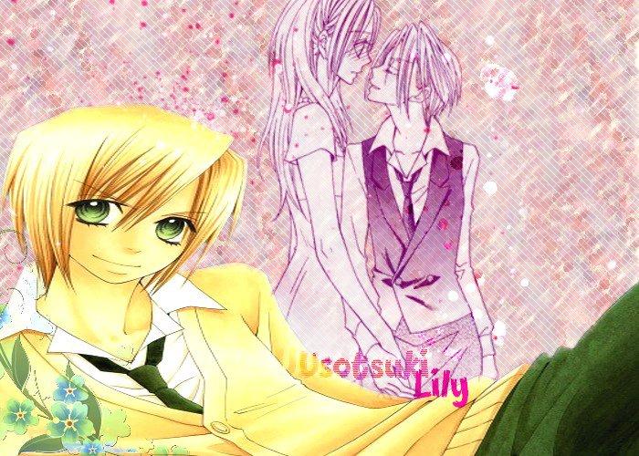 Usotsuki Lily / Lily la menteuse