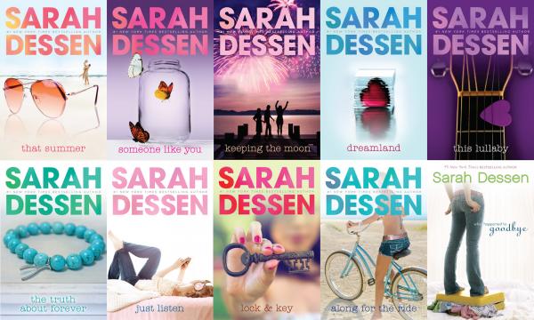 Les romans de SARAH DESSEN