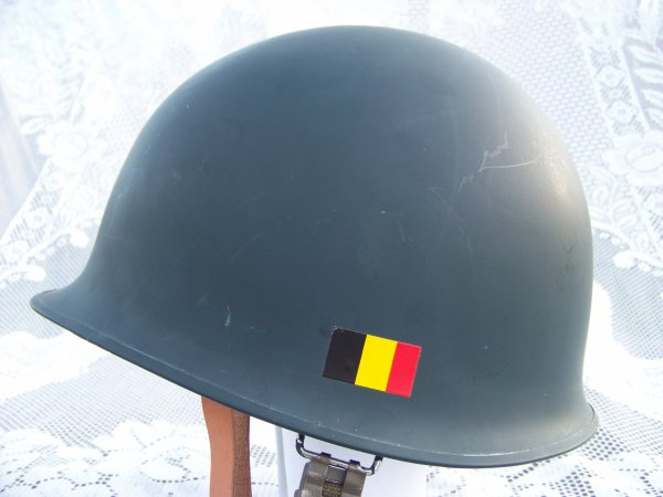 Belgian Navy Helmet Model 51