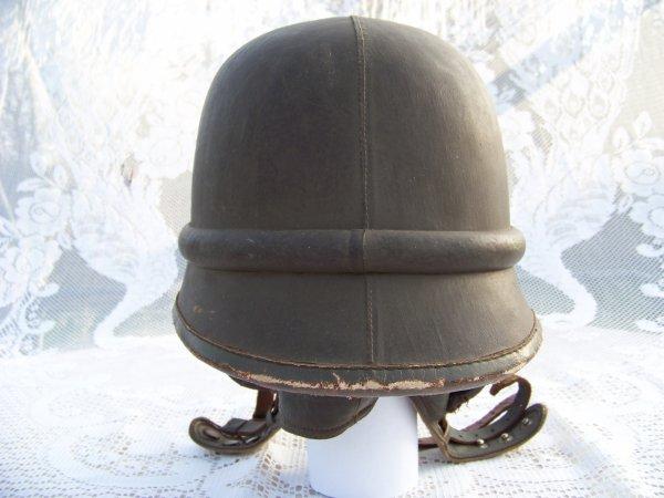 Belgian Helmet for motordrivers ±1938