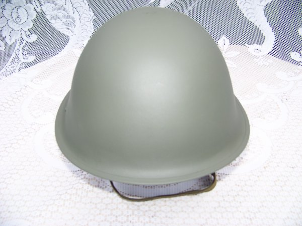 British MK IV helmet, Green - M1 Helmet Adrian Helmet my helmets