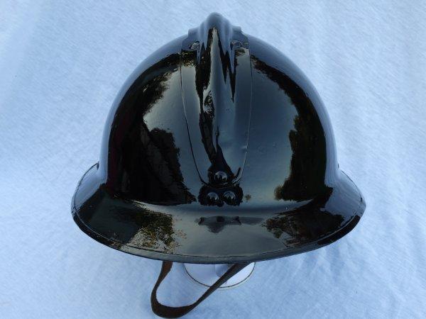 Belgian Gendarmerie / Rijkswacht M31 Helmet Restoration Part 3
