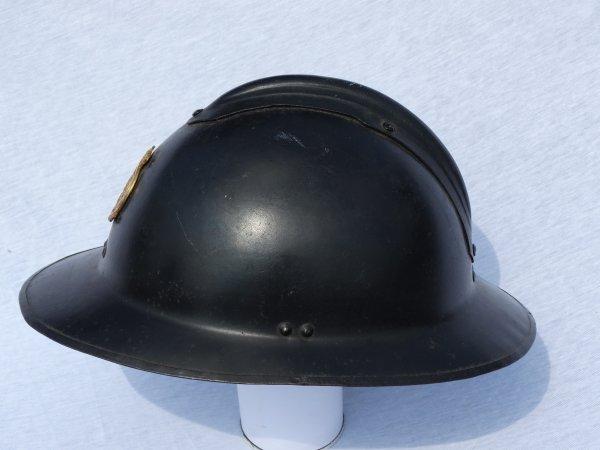 Befgian M31 helmet used by the Civil Defence
