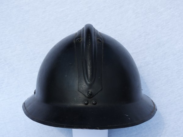 Befgian M31 helmet used by the Civil Defence