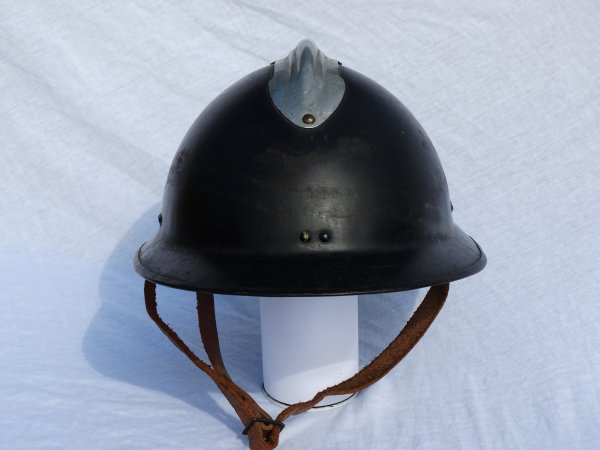 Belgian M31 helmet for civil use.