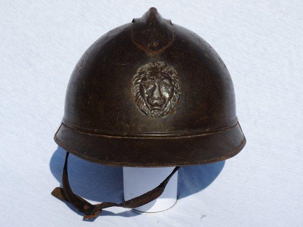 Belgian Adrian M15 Helmet