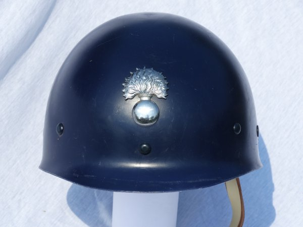 Belgian M1 helmet liner used by the Gendarmerie / Rijkswacht