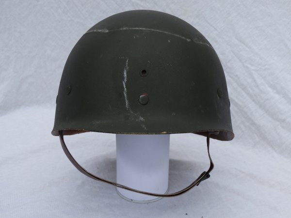 Danish Staalhjelm model 48 (Hjelm 1948) Civilforsvaret