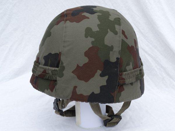 Slovenia VePlas T91 Helmet part 2