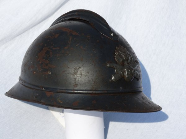 French Adrian Helmet Model 15