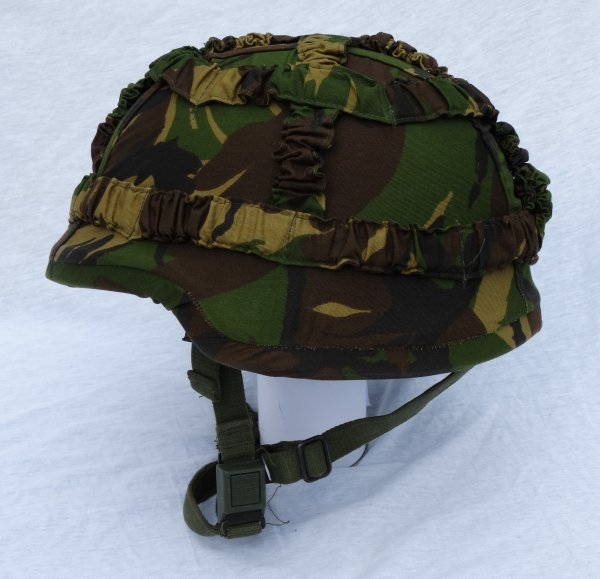 Dutch Schubert 826 helmet (part 2)