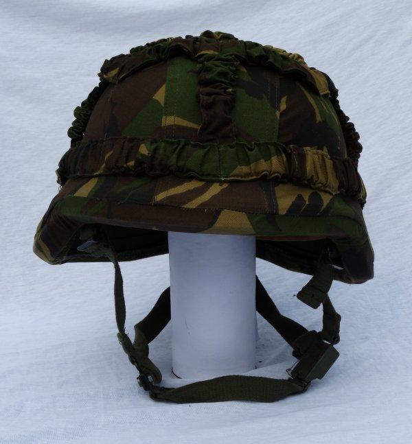 Dutch Schubert 826 helmet (part 2)