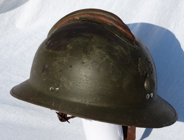 French Adrian Helmet Model 26 (2)