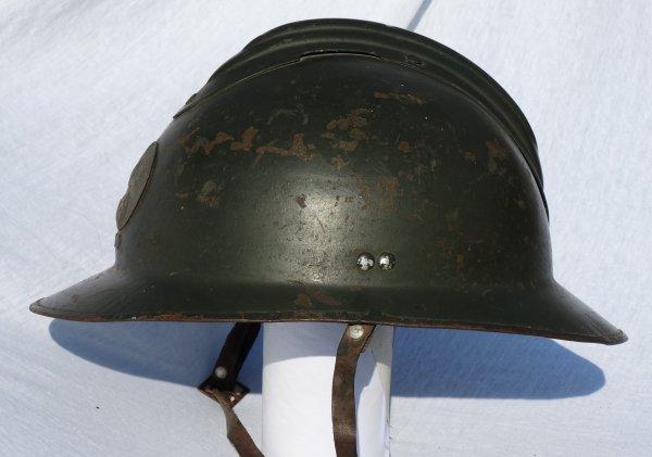 French Adrian Helmet Model 26 (3)