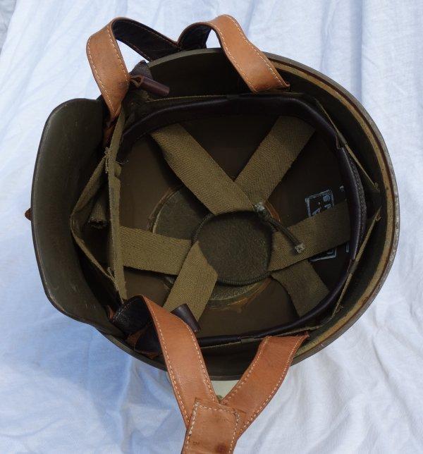 "French Helmet ""Sous Casque radio char M51"" Type 2"