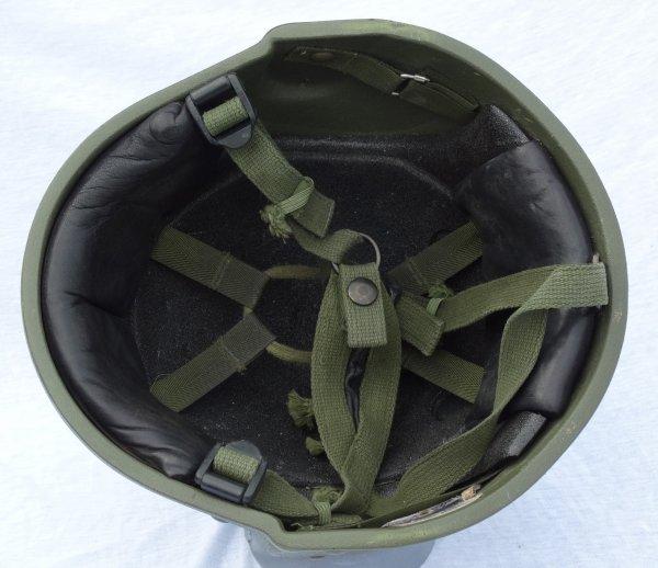 British MK 6 helmet (part 1)