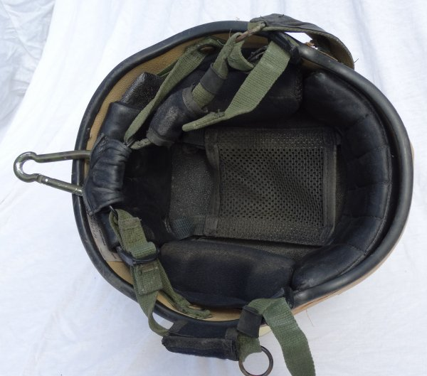British MK 7 helmet
