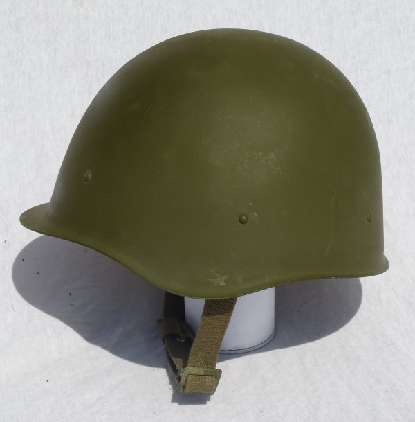 Russian Ssh40 helmet (part 1).