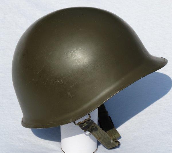 Dutch M53 helmet 1958 (part 1)