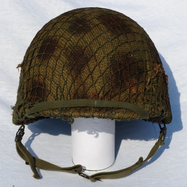 Dutch M53 helmet 1957 (part 1)