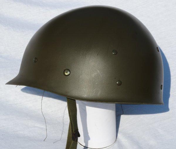 Dutch M53 helmet 1957 (part 2)