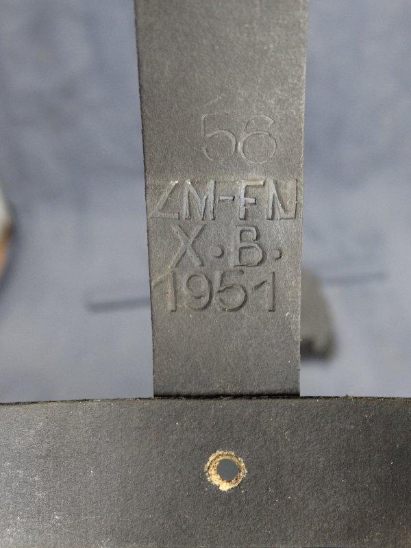 Belgium Model 49FN Navy