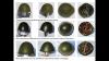 Russian helmets compare