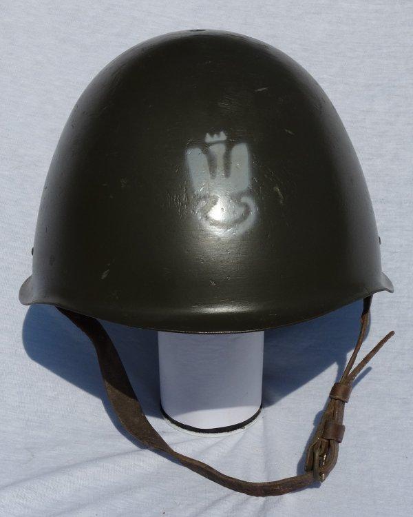 Poland Wz67 Helmet