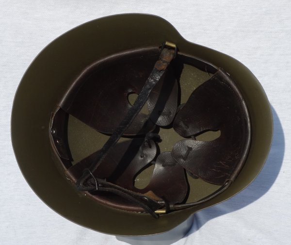Spain Model 26 Helmet