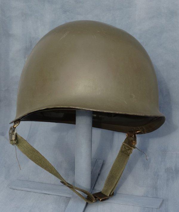 Dutch M53 helmet 1954
