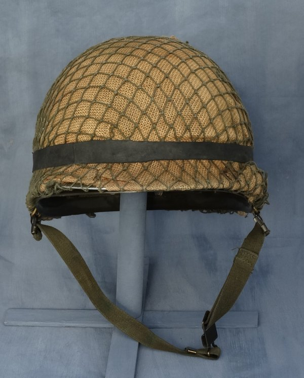 Dutch M53 helmet 1973 (part 1)