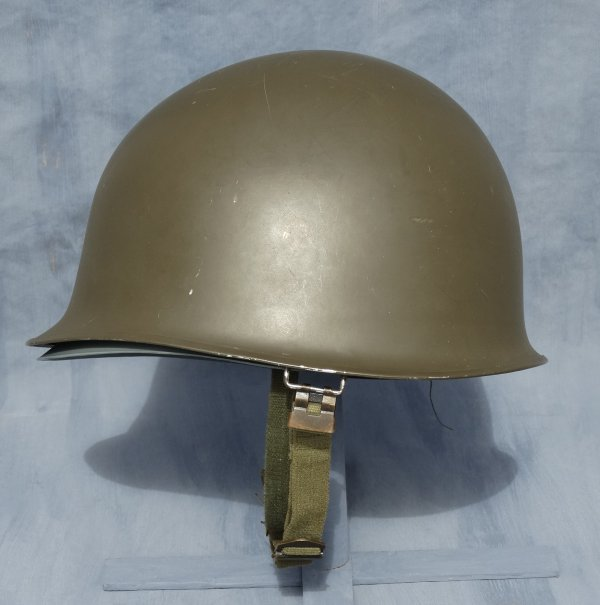 Dutch M53 helmet 1985 used by the Air Force (part 1)